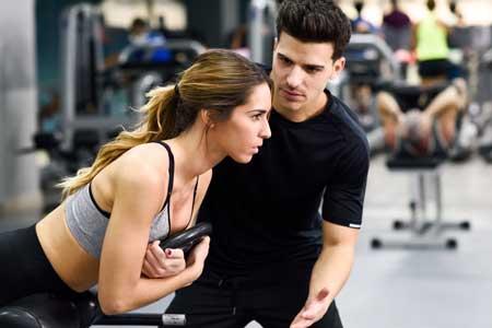 Offene Stelle: Fitness Instruktor/in
