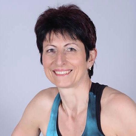 Monika Capun – Fitness Instruktorin Kraftakt