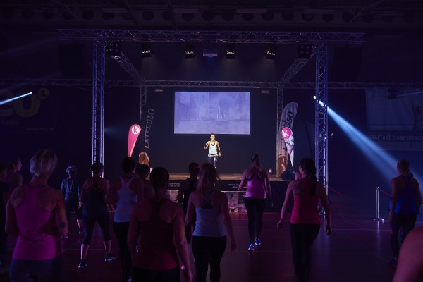 Kraftakt On Fire – Group Fitness Convention